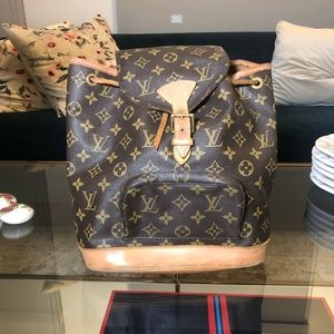 Louis Vuitton Bags - Authentic Louis Vuitton Backpack